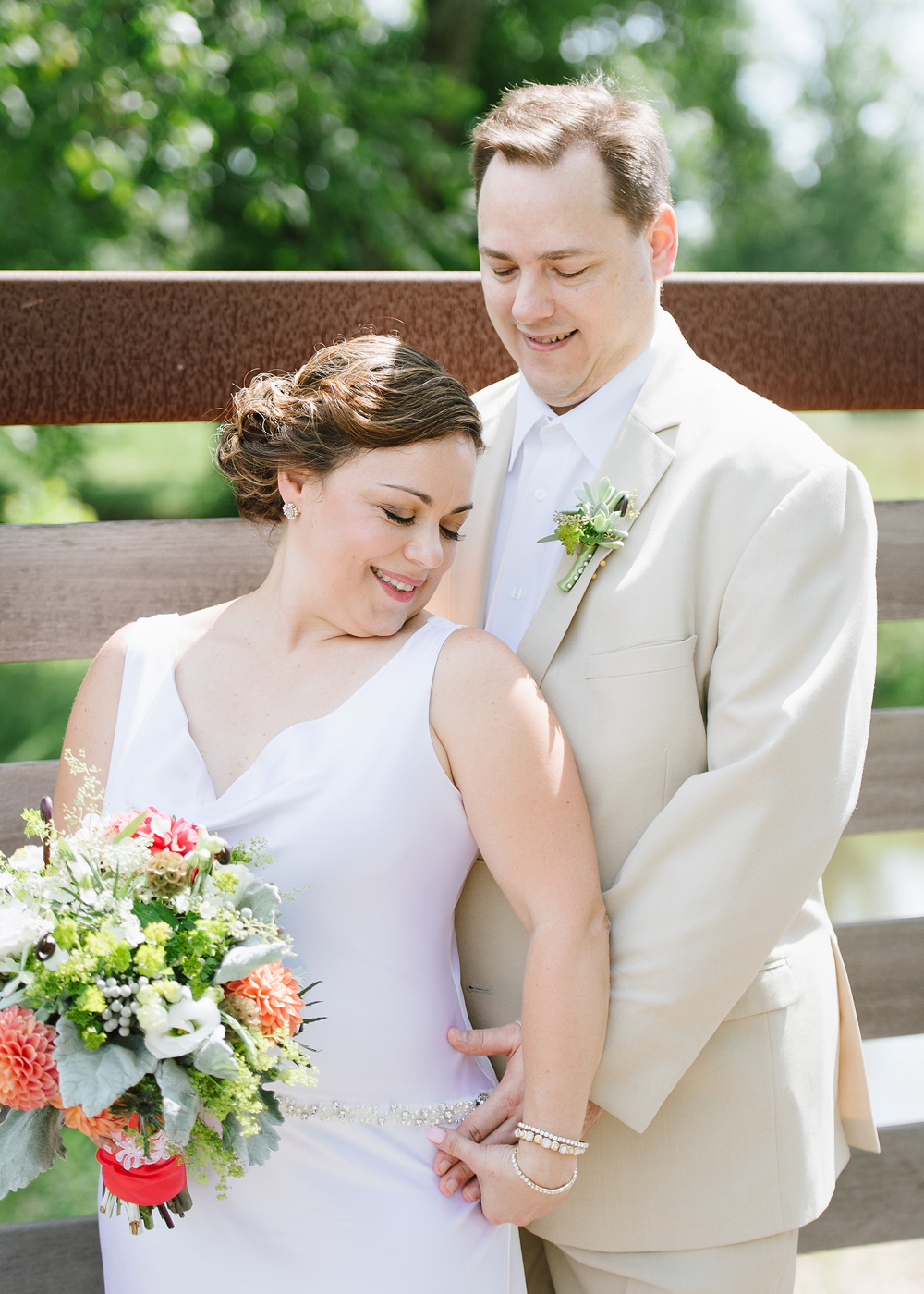 An Ashburn Virginia Vow Renewal Fine Art Marriage