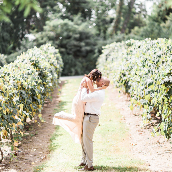 a bluemont, virginia anniversary session