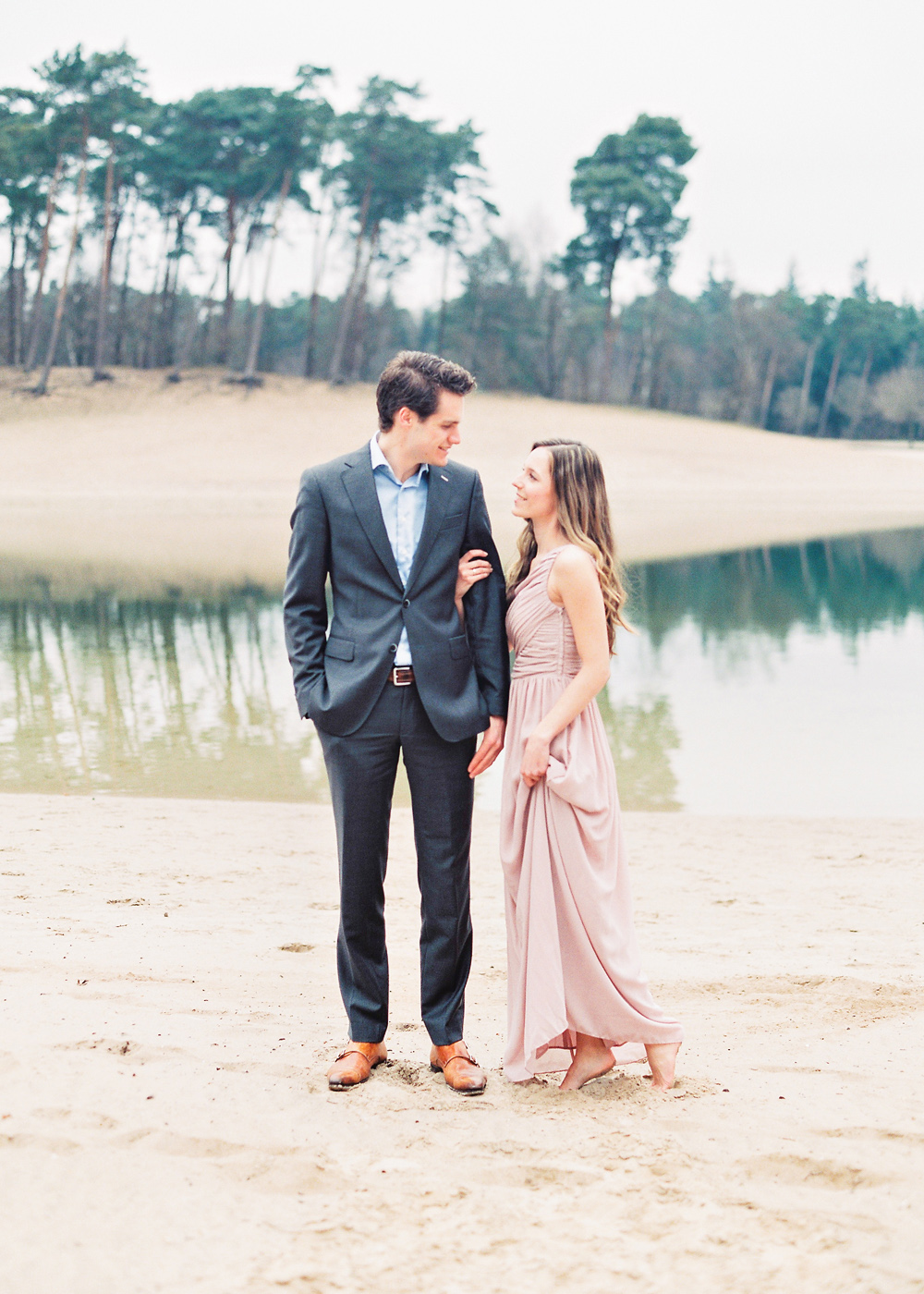 alexandra vonk photography, the netherlands anniversary session, fine art marriage