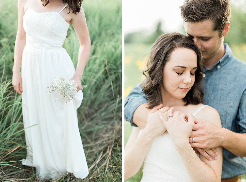 columbus ohio, anniversary session, kylie noelle photography, fine art marriage
