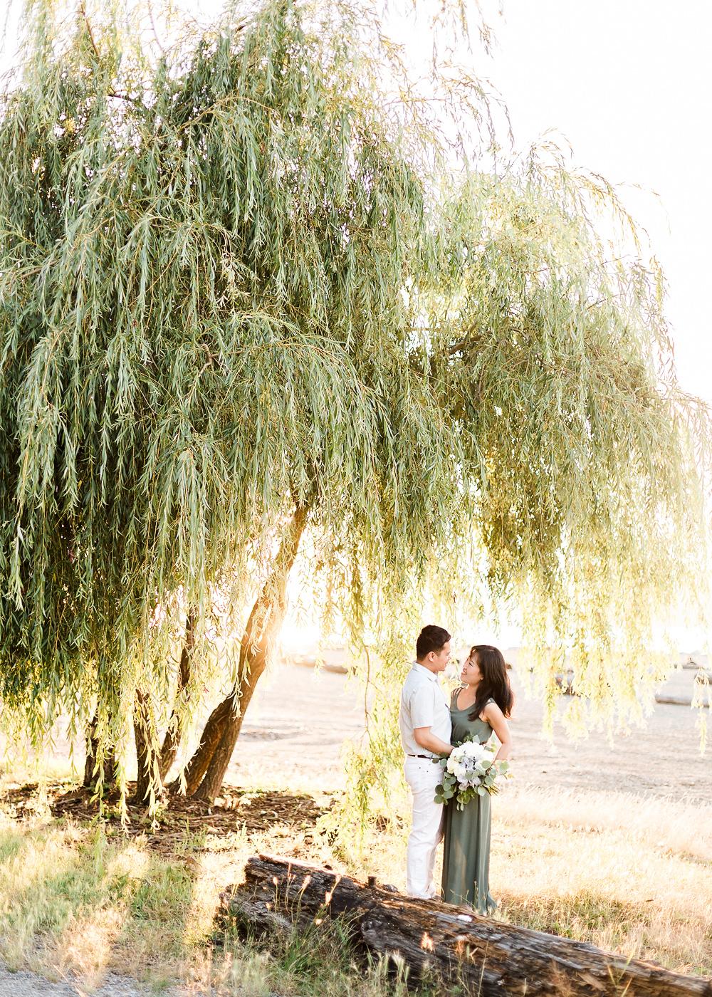 vancouver british columbia, anniversary session, charmaine mallari photography, fine art marriage
