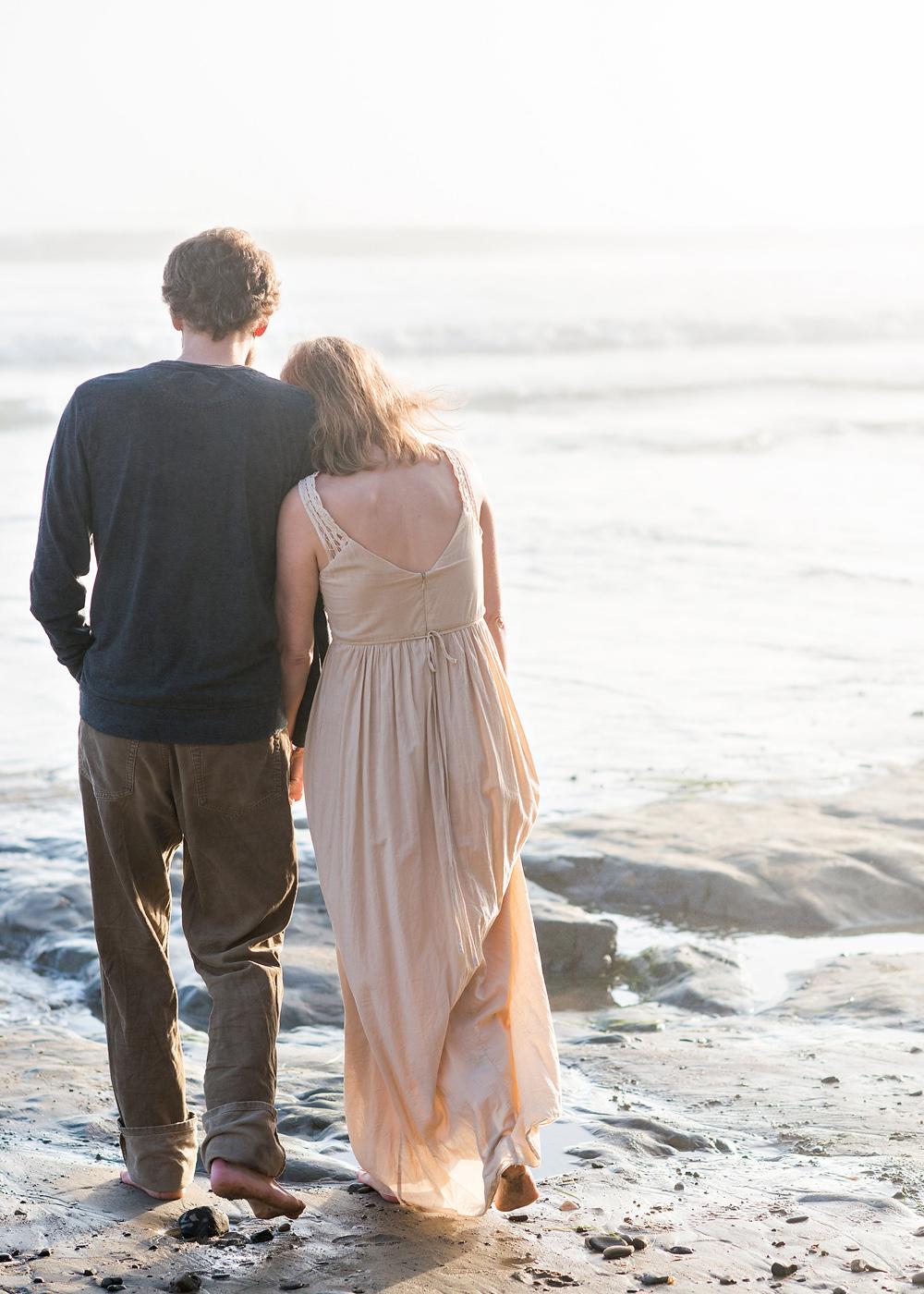 isla vista california anniversary, fine art marriage, rene tate photography